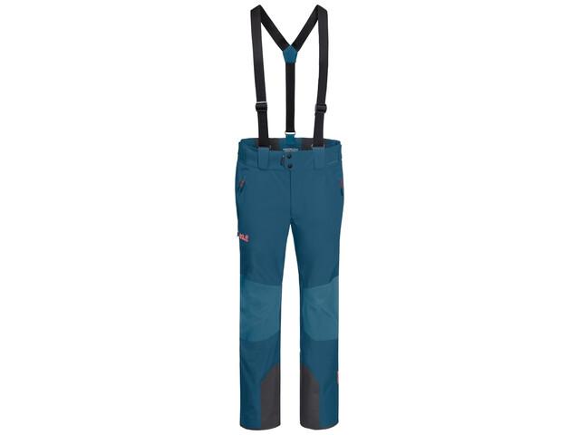 Jack Wolfskin Solitude Mountain Pantalon Homme, dark cobalt